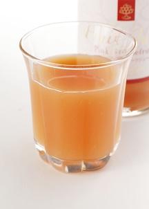 フルーツジュース(ピンクグレープフルーツ)