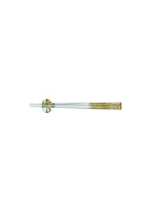 箸・箸置きセットSクリア金糸