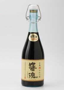 醤魂 三年仕込み 生醤油 (化粧箱入)