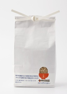 【マルシェ限定select】無農薬・無化学肥料 コウノトリを呼び戻す農法米   3分づき