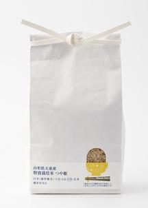 【マルシェ限定select】特別栽培米 山形つや姫 3分づき