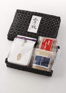 【和食の礎】プロの絆で生まれた至高な和食米をセットで