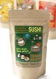お料理に合わせてお米をチョイス【The Best Rice シリーズ】お寿司