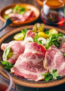 イベリコ豚燻製ロース
