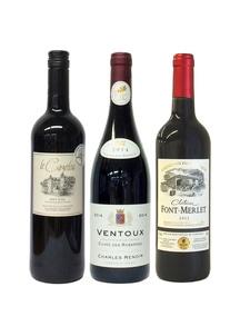 金賞受賞フランス赤ワインセット