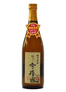 越乃雪椿 純米吟醸酒「花」 720ml