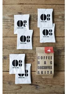コーヒーバッグ6個入り