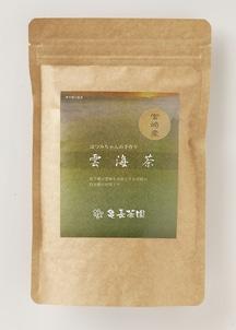 釜炒り雲海茶