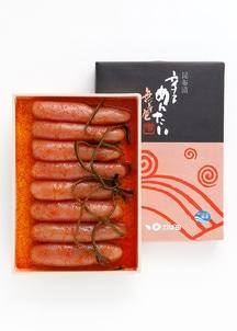 無着色昆布漬辛子めんたい 化粧箱詰 440g