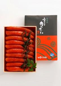 昆布漬辛子めんたい 化粧箱詰 550g