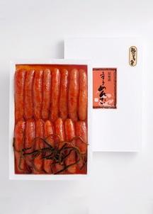 無着色昆布漬辛子めんたい(自家需要) 500g