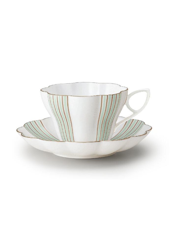 NIKKO 金沢コレクション 菊型碗皿(1客箱入)