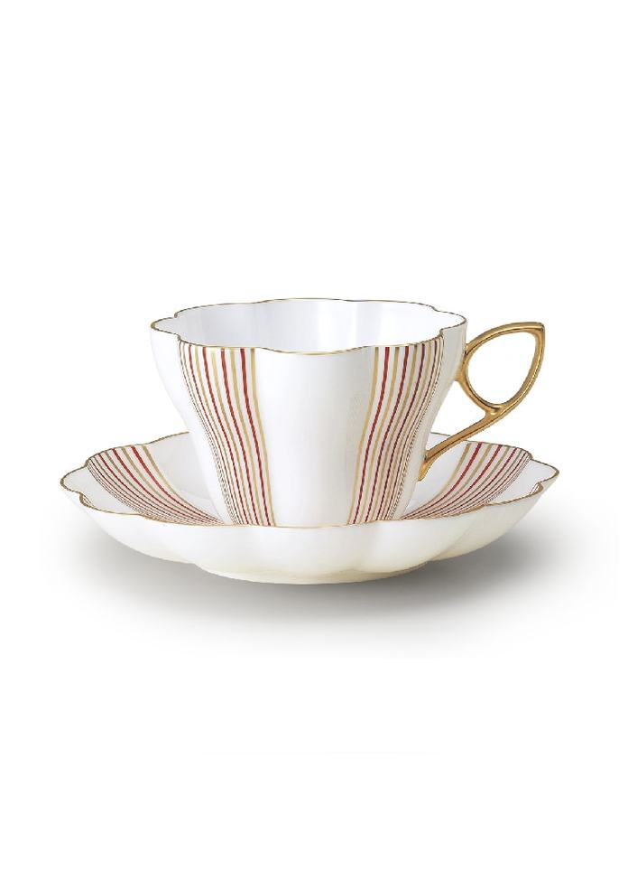 NIKKO 金沢コレクション 菊型碗皿