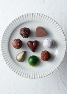【バレンタイン限定】オンワード・マルシェオリジナル ショコラドパリ8個入り