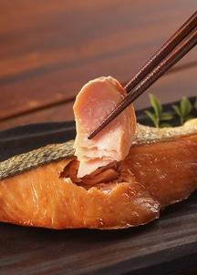 鮭の塩引き 5切箱入