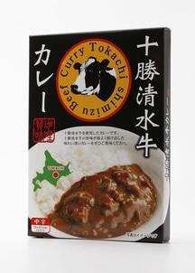 北海道十勝清水牛カレー 180g×4個