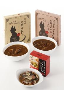 熊本カレーとアヒージョ缶のセット