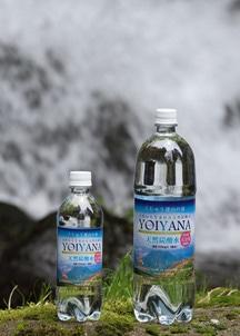 天然炭酸水YOIYANA 1,500ml×12本