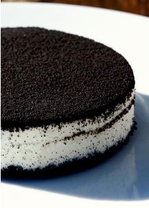 【エソラ】黒いチーズケーキ