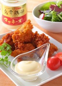 烏骨鶏卵プレミアムヘルシーマヨネーズ アップルビネガー 2本セット