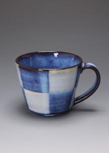 青萩釉 マグカップ