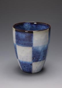青萩釉 ビールカップ