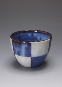青萩釉 丸カップ