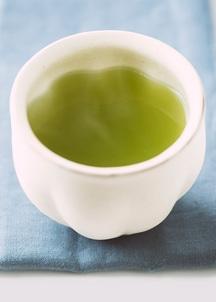 有機玄米茶(抹茶入り)