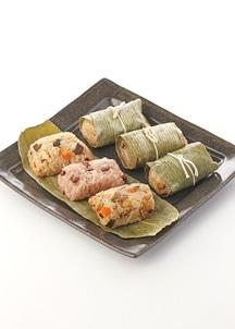 笹ちまき3種詰め合わせAセット(9ヶ入)
