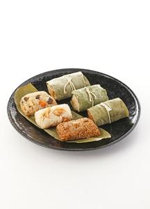 笹ちまき詰め合わせBセット(中華・海老・穴子)3種×3個入
