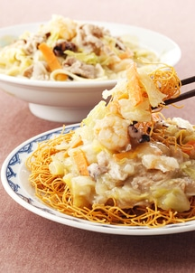 長崎皿うどん(揚麺)10食セット