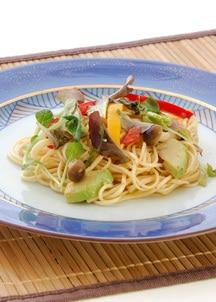 ロザリオ南蛮パスタ・丸麺 200g(約2人分)×3袋