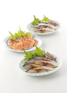 〆魚詰合せ プレミアム