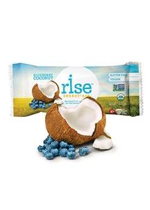 【rise】エナジー + バー ブルーベリー ココナッツ USDAオーガニック