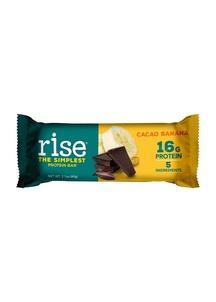 【rise】プロテインバー カカオバナナ