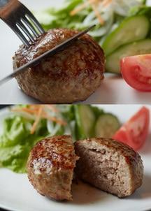 【格之進】ハンバーグ食べ比べセット(金格・白格・黒格ハンバーグ各2個入り)