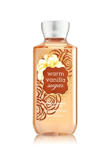 【Bath & Body Works】 ウォームバニラシュガーの香り_シャワージェル