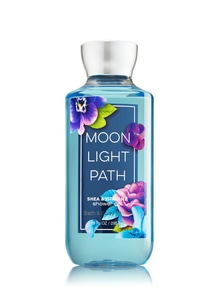 【Bath & Body Works】 ムーンライトパスの香り_シャワージェル