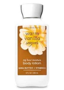 【Bath & Body Works】 ウォームバニラシュガーの香り ボディローション