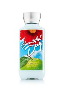 【Bath & Body Works】 ビューティフル デイの香り_ボディローション