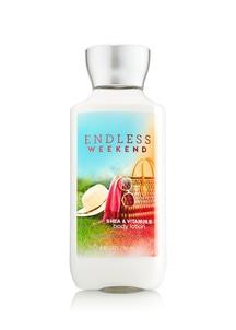 【Bath & Body Works】 [リゾートシリーズ]アット ザ ビーチの香り_ボディローション