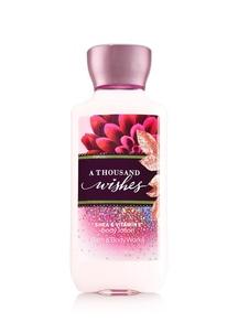 【Bath & Body Works】 ア サウザンド ウィッシーズの香り_ボディローション