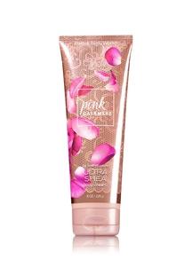 【Bath & Body Works】 ピンクカシミアの香り_ウルトラシアボディクリーム