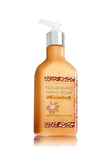 【Bath & Body Works】 ウォームバニラシュガーの香り_ジェントルフォーミングハンドソープ