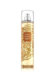 【Bath & Body Works】ウォームバニラシュガーの香り_ファインフレグランスミスト