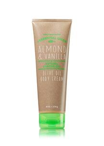 【Bath & Body Works】アーモンド&バニラの香り_ボディクリーム