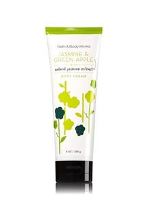 【Bath & Body Works】ジャスミン&グリーンアップルの香り_ボディクリーム