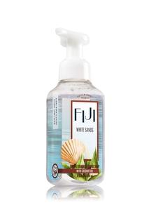 【Bath & Body Works】フィジー ホワイト サンドの香り_ジェントルフォーミングハンドソープ