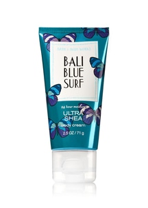 【Bath & Body Works】[リゾートシリーズ]バリ ブルー サーフの香り_ボディクリーム/ミニ