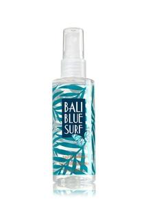 【Bath & Body Works】[リゾートシリーズ]バリ ブルー サーフの香り_ファインフレグランスミスト/ミニ